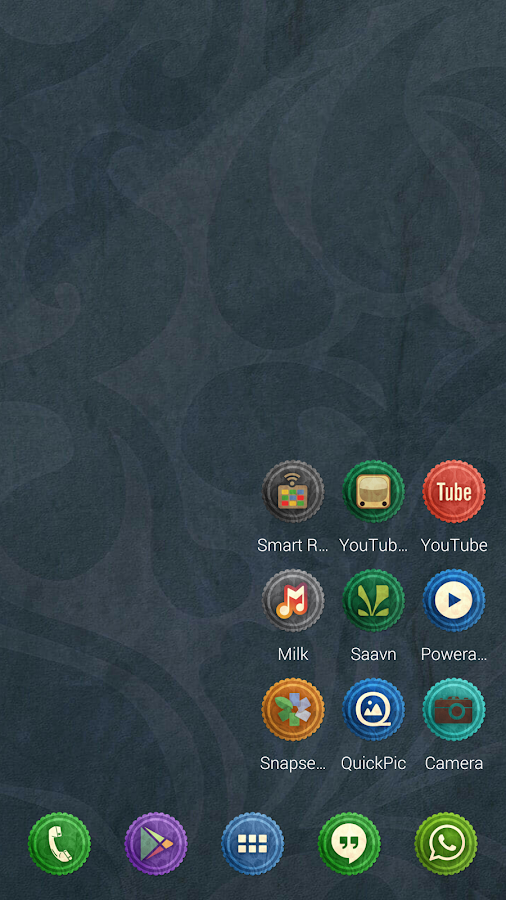 Rusty Icon Pack TSF Nova Apex Screenshot 5