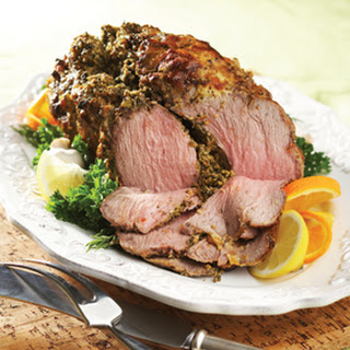 Stuffed Veal Roast