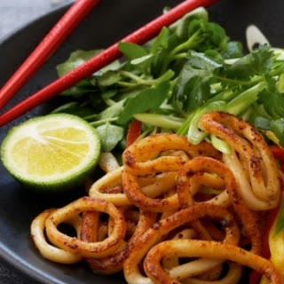 Asian Calamari Recipes