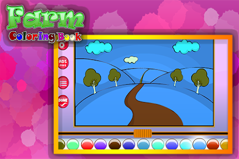 Farm Coloring Book - screenshot