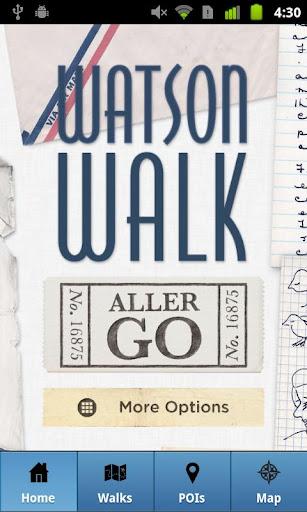WatsonWalk