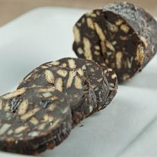 Chocolate Salami Without Eggs Recipes