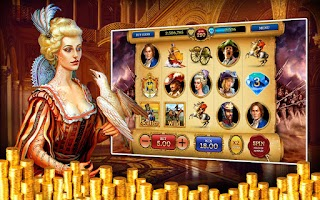 Screenshot of Slots Emperor's Way Free Pokie