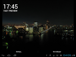 Screenshot of Tokio LIVE Wallpaper