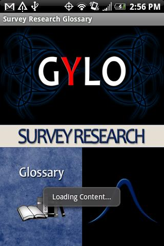 Survey Research Glossary