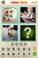 Screenshot of Guess Word - 4 pics 1 word