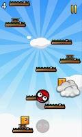 Screenshot of Super Jump Block