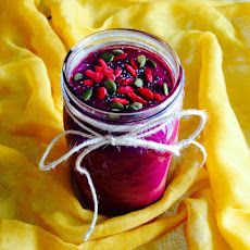 Berry Beautiful Goddess Smoothie