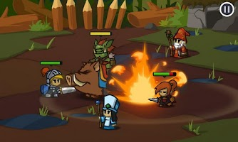 Screenshot of Battleheart