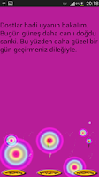 Screenshot of Günaydın Mesajları