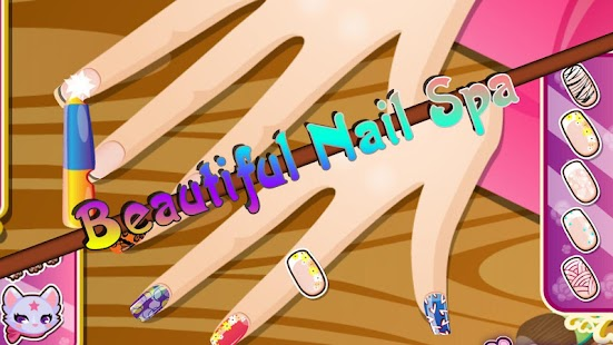 Beautiful nail Spa - screenshot