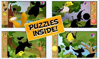 Screenshot of Fox & Crow Storybook for Kids