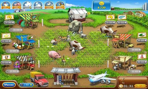 Весёлая ферма 2 - screenshot