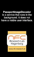 Screenshot of PassportImageDecoder
