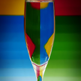 Water paintings by Andy Just Andy - Artistic Objects Glass