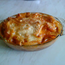 Wicklewood's Bolognese Sauce With Three Cheese Penne