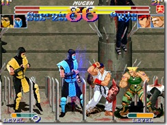 mugen screen shoot 2