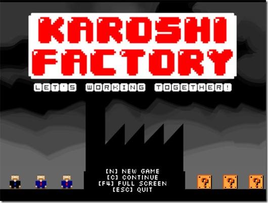 karoshi factory