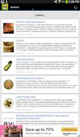 Screenshot of Nepali Recipes