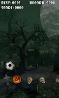 Screenshot of Soccer Juggle