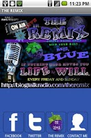 Screenshot of THE REMIX With Ms. Blue