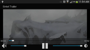 Screenshot of Timmo Video - Video Player