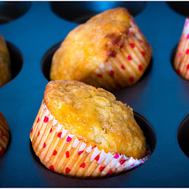 Fresh out of the Oven by Naresh Balaguru - Food & Drink Cooking & Baking ( muffins )
