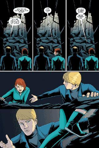Logan's Run Issue 3
