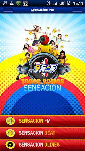 Sensacion FM 95.5