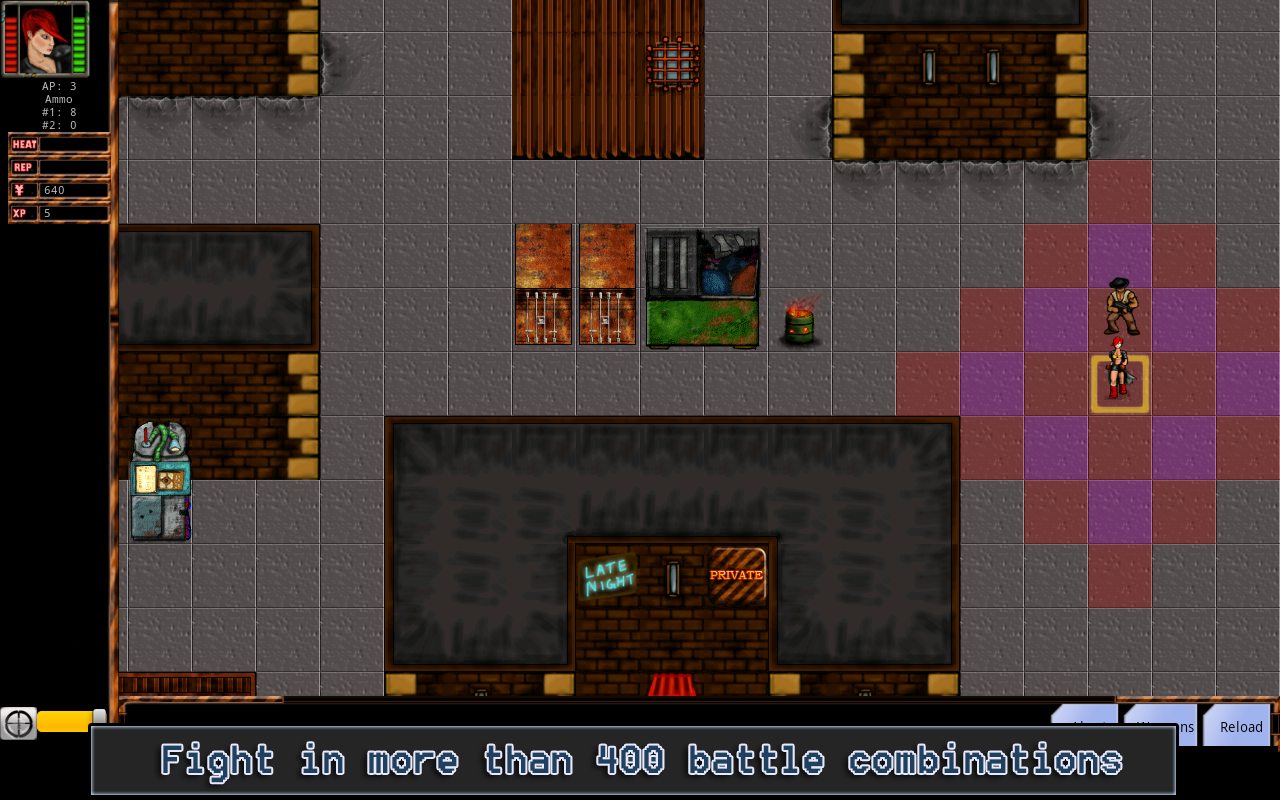 Cyber Knights RPG Elite Screenshot 7