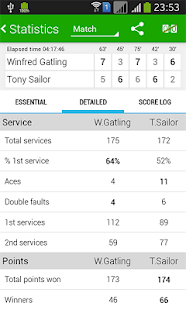 Screenshots  Tennis Math
