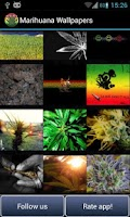 Screenshot of Weed Wallpapers (Marihuana)
