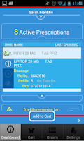 Screenshot of Kmart Pharmacy