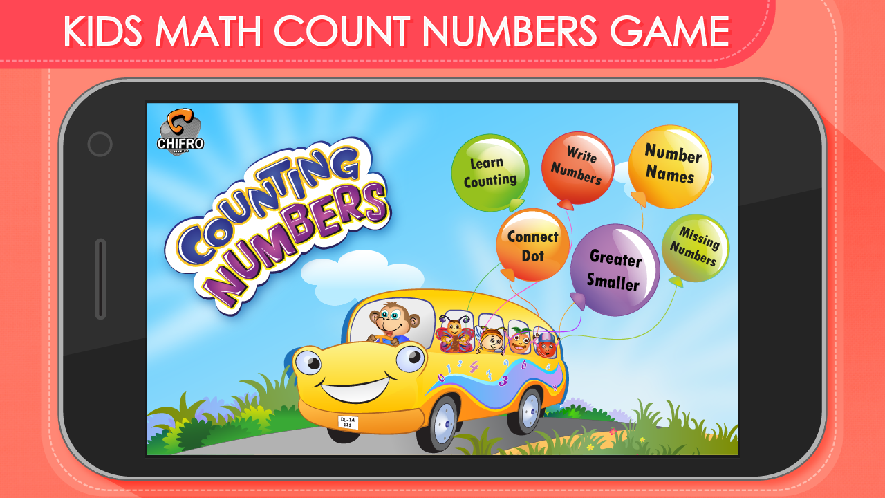 Kids Math Count Numbers Game Screenshot 8
