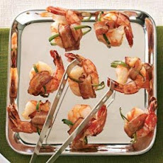 Bacon-Wrapped Shrimp
