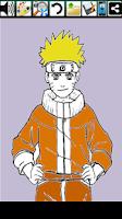 Screenshot of Coloring Book: Anime & Cuties