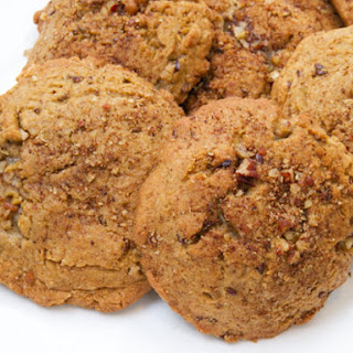 Apple-Caraway-Pecan Breakfast Cookies