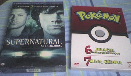 Supernatural e Pokémon