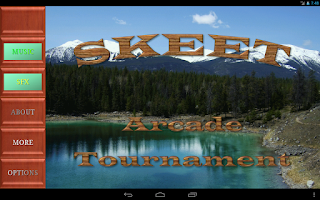 Screenshot of Skeet Shooting