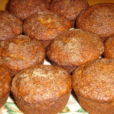 Light Banana Muffins