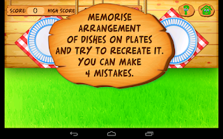 Screenshot of 123 Kids Fun MEMO