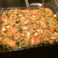 Savannah Seafood Stuffing