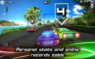 Screenshot of Race Illegal: High Speed 3D