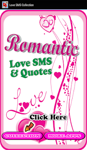Love SMS Collection -2000+ SMS - screenshot