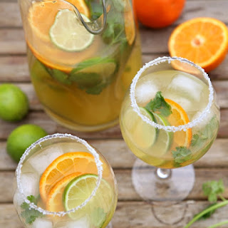 White Wine Sangria Orange Liqueur Recipes