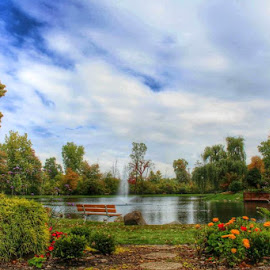 Editing old pics by Ashley McCuen - City,  Street & Park  City Parks (  )