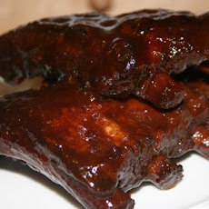Sweet N Spicy Ribs