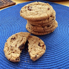 Almond Butter Raisin Cookies