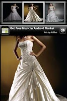 Screenshot of Bridal Gowns Idea Book