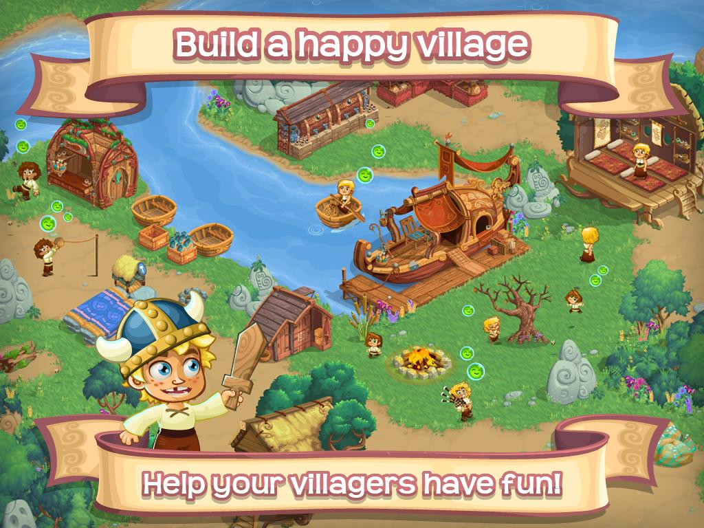 Village Life: Love & Babies Screenshot 0